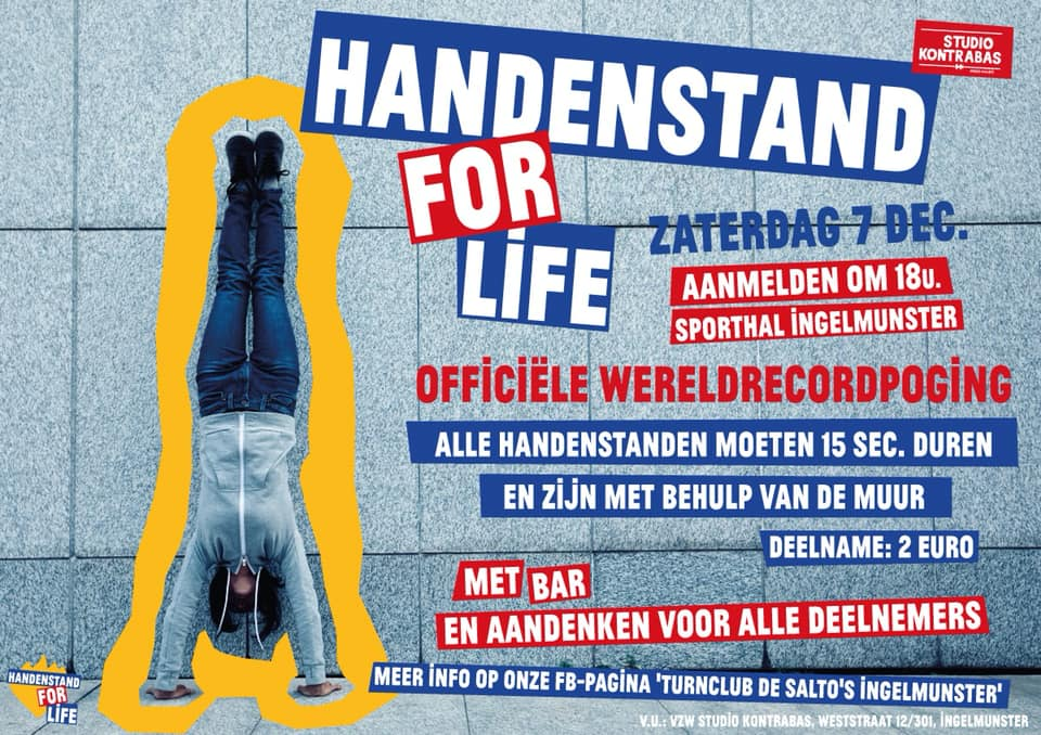 Handenstand for life!